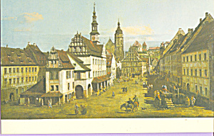 Market Place in Pirna on the Elbe,Saxony,Bernardo Bello (Image1)