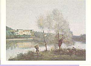Ville d Avray Corot Postcard cs3890 (Image1)