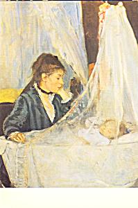 The Cradle, Berthe Morisot (Image1)