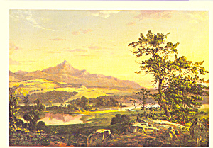 Chocorua Peak New Hampshire,David Johnson Postcard cs3919 (Image1)