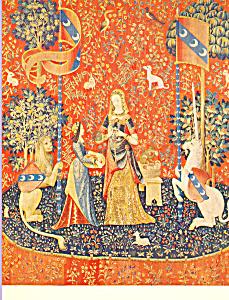 L Odorat Postcard cs3956 (Image1)