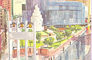 Thanksgiving Square Donald F Mitchell Postcard cs4029 (Image1)