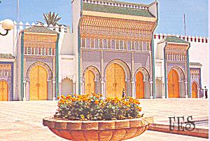 Le Palais Royal Morocco cs4034 (Image1)