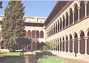 Claustre del Monestir de Pedralbes Barcelona Spain cs4035 (Image1)