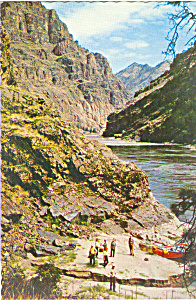 Hells Canyon Snake River Oregon Idaho Cs4037
