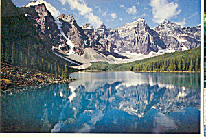 Moraine Lake, Banff National Park, Alberta (Image1)