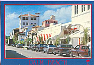 Worth Avenue Palm Beach Florida cs4071 (Image1)