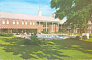 Ramada Inn Ocala Florida Postcard cs4078 (Image1)