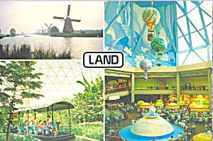 The Land Epcot Center Walt Disney World cs4082 (Image1)