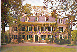 Eleutherian Mills Residence of du Pont Family (Image1)