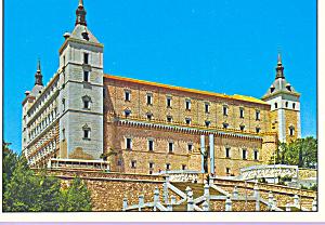 The Alcazar Toledo Spain cs4129 (Image1)