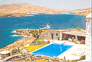 Swimming Pool Syros Greece cs4146 (Image1)