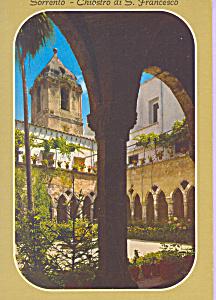 S Francesco s Cloister Sorrento Italy cs4157 (Image1)