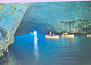 The Azure Grotto, Capri, Italy (Image1)