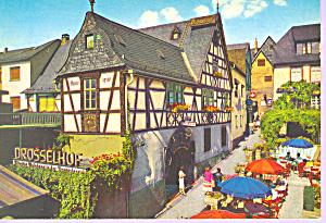 Drosselgasse, Rudesheim, Germany (Image1)