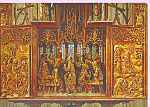 St Jacobskirche Rothenburg ob der Tauber  Germany cs4185 (Image1)