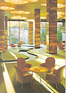 Royal Hotel Osaka Japan Postcard cs4268 (Image1)