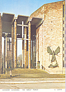 Coventry Cathedral The Great Porch cs4322 (Image1)