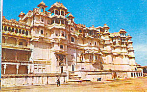City Palace, Udaipur, India (Image1)