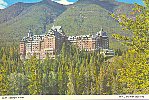 Banff Springs Hotel (Image1)