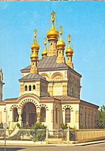 Russian Church  Geneva  Switzerland cs4372 (Image1)