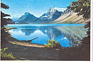 Bow Lake, Banff National Park, Alberta,Canada (Image1)