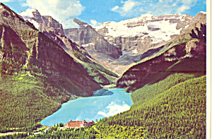 Lake Louise, Banff National Park, Alberta,Canada (Image1)