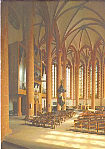 Heidelberg Germany Church of the Holy Ghost cs4395 (Image1)