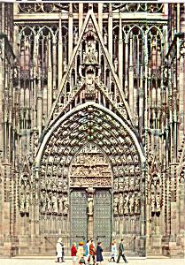 Cathedral de Strasbourg (Alsace) cs4399 (Image1)