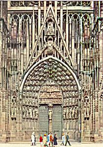 Cathedral de Strasbourg (Alsace) cs4400 (Image1)