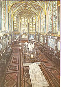 Albert Memorial Chapel Windsor Berkshire England cs4409 (Image1)