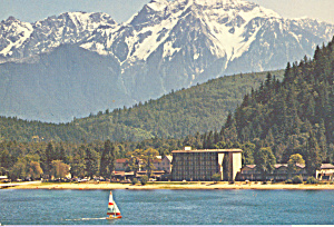 Harrison Hotel British Columbia Canada Cs4415
