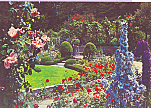Butchart Gardens Victoria British Columbia Canada cs4419 (Image1)