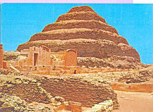 King Zoser s Step Pyramid  Sakkara Egypt cs4439 (Image1)