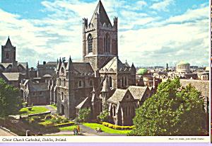 Christ Church Cathedral Dublin  Ireland cs4484 (Image1)