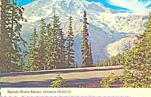 Mount Ranier National Park,Washington (Image1)