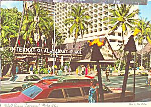 International Market Place Waikiki Beach Hawaii cs4537 (Image1)