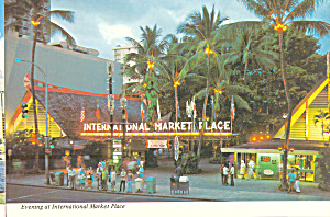 International Market Place Waikiki Beach Hawaii cs4545 (Image1)