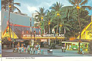 International Market Place Waikiki Beach Hawaii cs4545 (Image1)