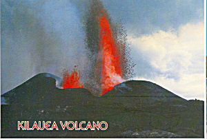 Kilauea Volcano,Hawaii Volcanoes National Park (Image1)