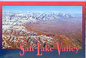 Salt Lake Valley, Utah (Image1)