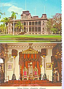 Iolani Palace Honolulu Hawaii cs4569 (Image1)