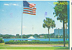 Lake Eola Orlando Florida cs4583 (Image1)