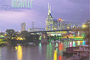 Cumberland River, Nashville, Tennessee (Image1)
