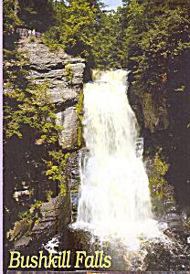 Bushkill Falls Poconos Pennsylvania cs4616 (Image1)