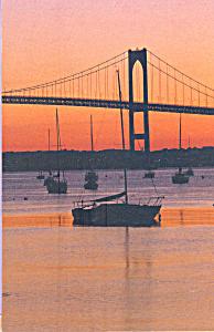San Francisco Oakland Bay Bridge California cs4623 (Image1)