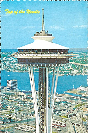 Observatiion Deck Space Needle Seattle WA cs4634 (Image1)
