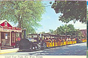 Conch Tour Train Key West Florida cs4654 (Image1)