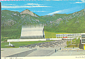 Noon Meal Formation Air Force Academy cs4706 (Image1)