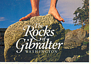 The Rocks of Gibralter, Washington (Image1)